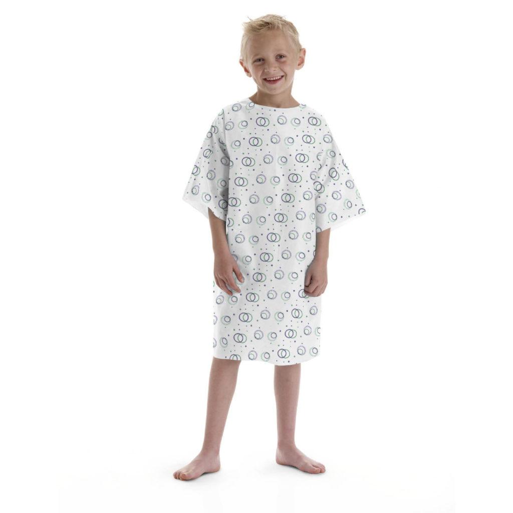 Children Patient Gowns