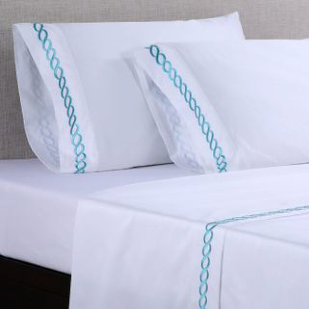 Embroidered Sheet Sets