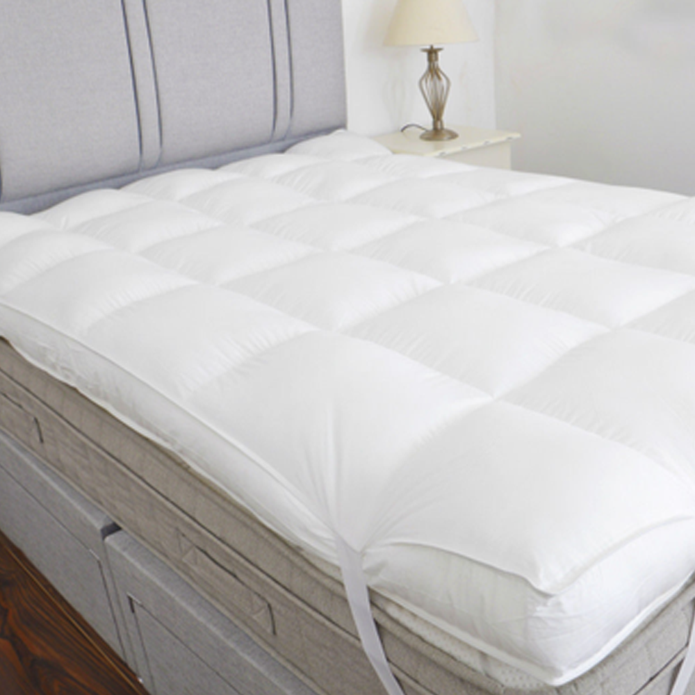 Extra Thick Mattress Toppers