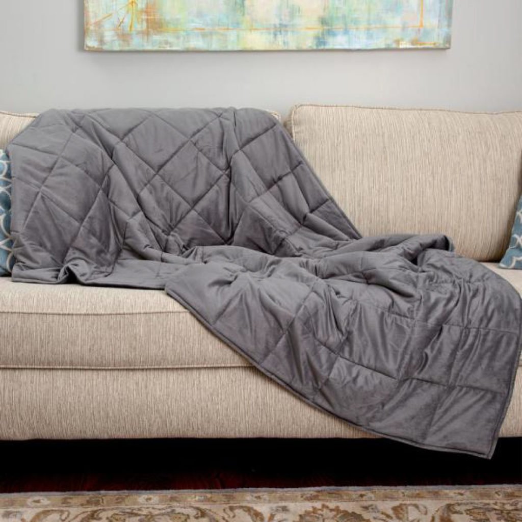 Plush Weighted Blanket