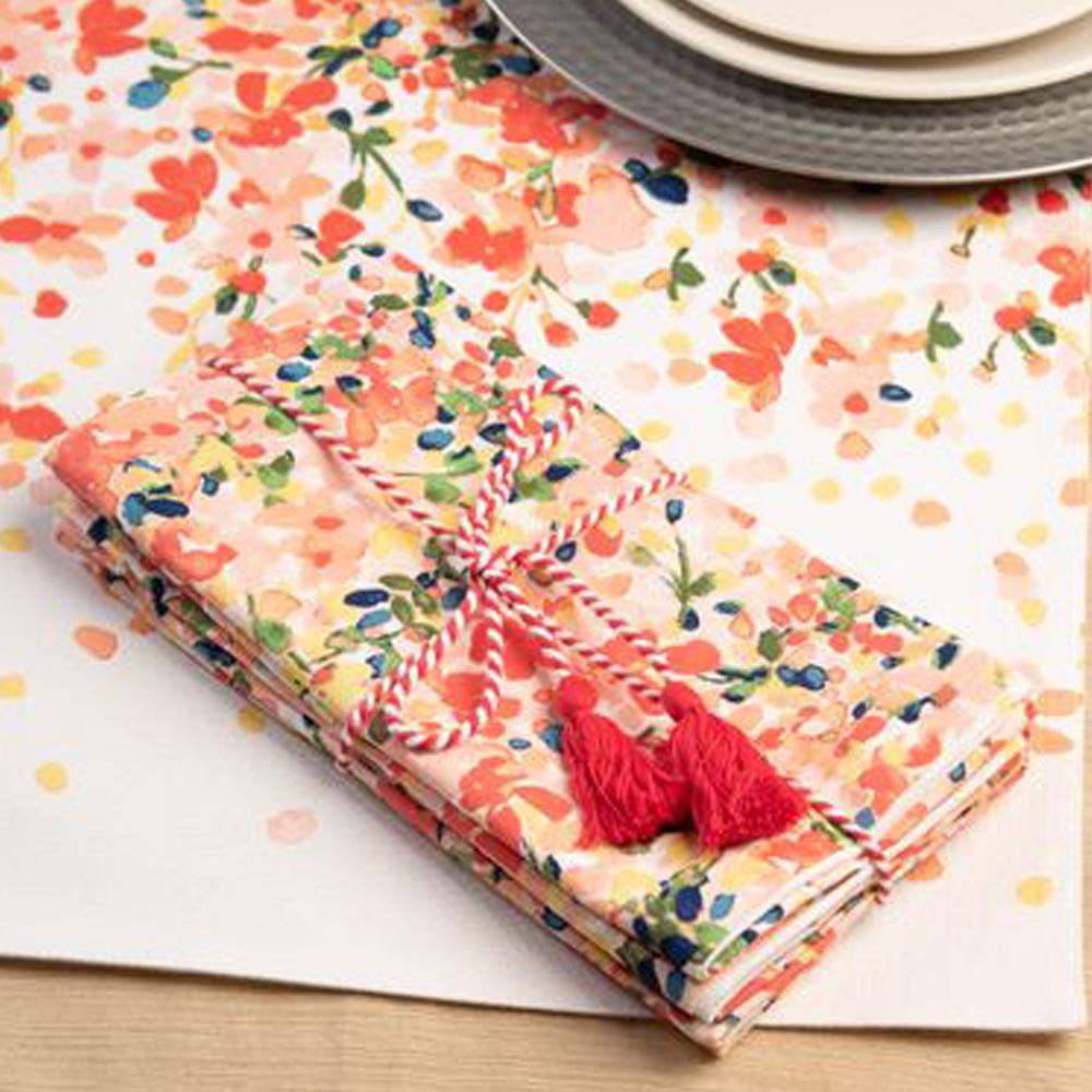 Printed Table Napkins