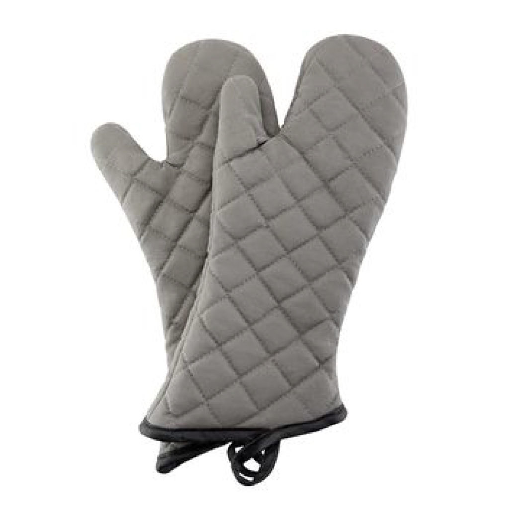 Quilted Oven Gloves