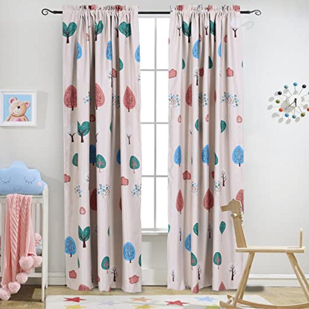 Rod Pocket Curtains