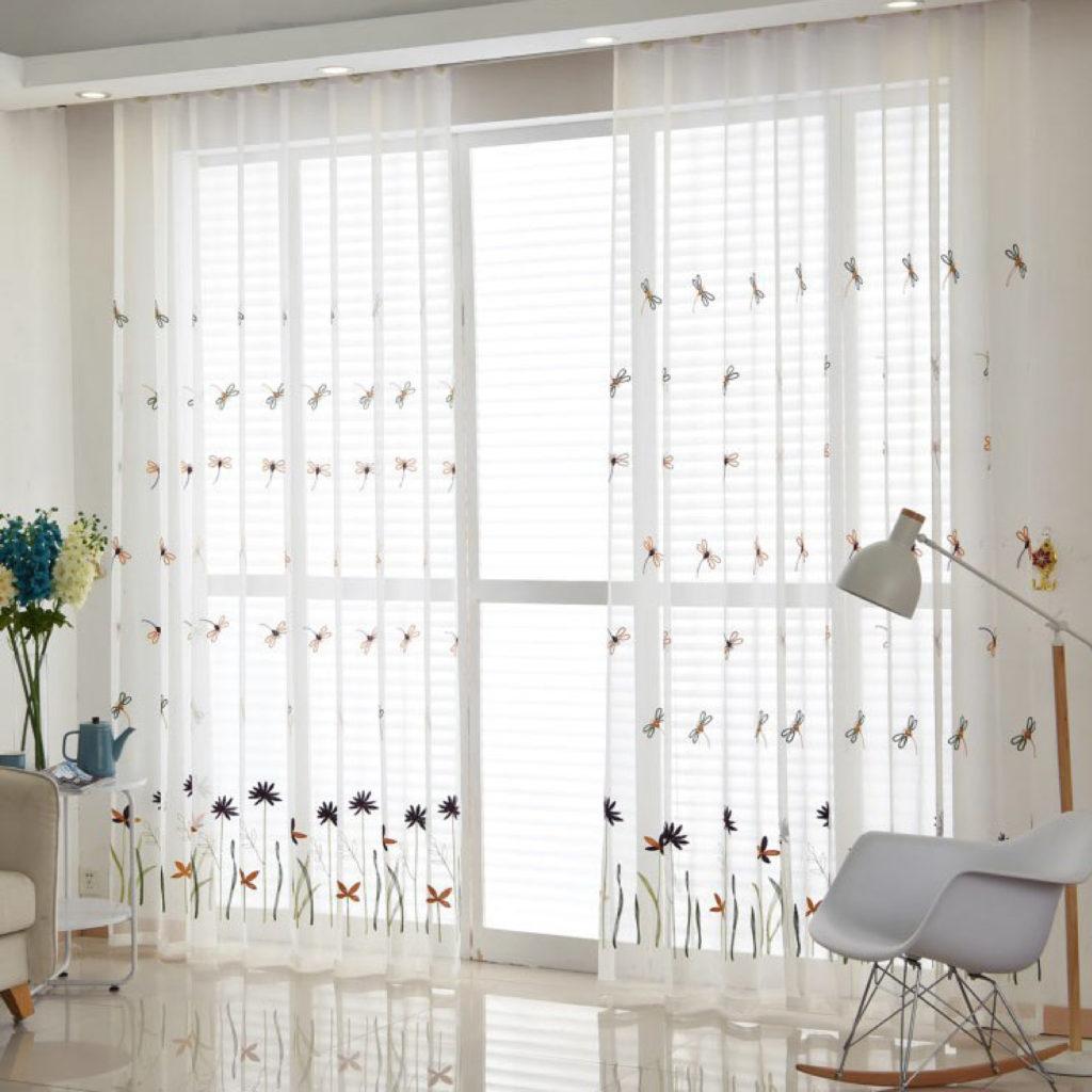 Sheer Curtains