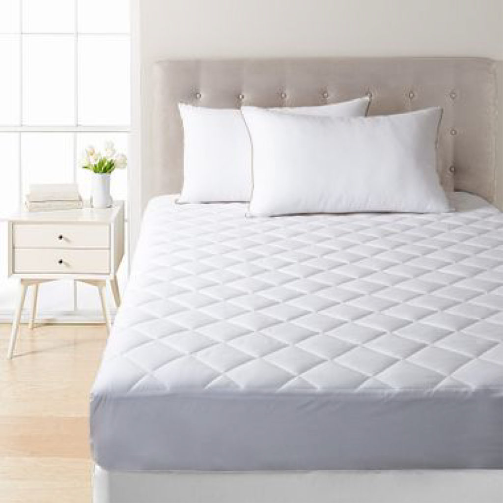 Silver Infused Mattress Protector