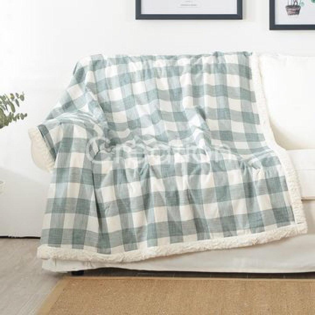 Yarn Dyed Blanket