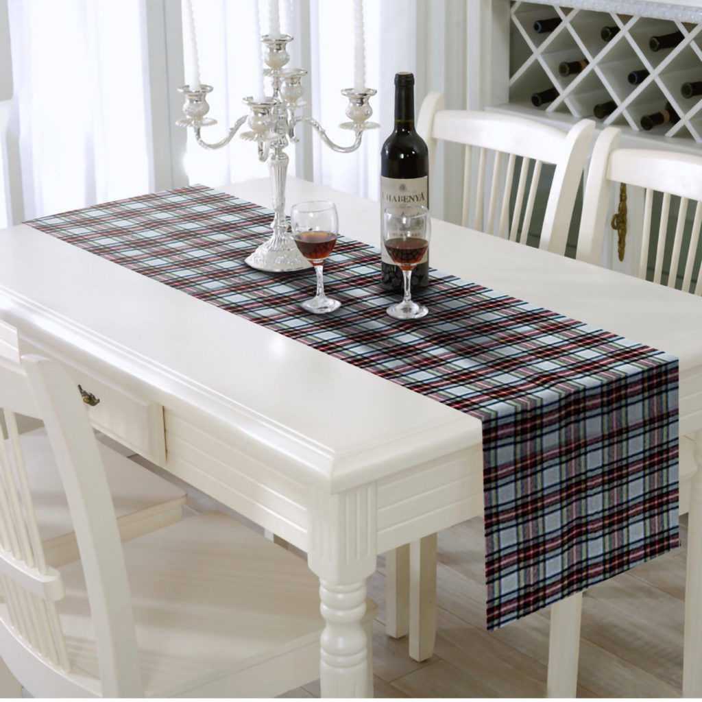 Yarn Dyed Table Runners