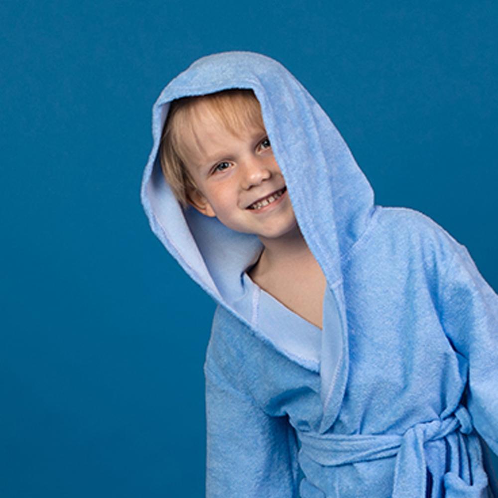 Hooded Bathrobe